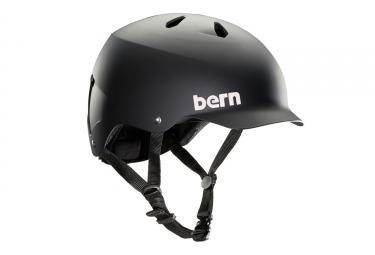Bern Watts Helmet Matt Black
