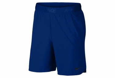 Short nike flex bleu m
