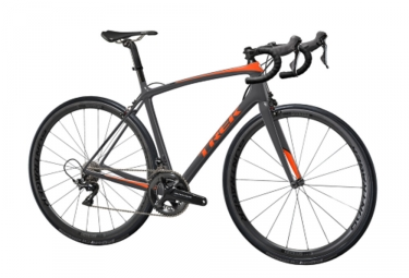 velo de route trek 2018 emonda slr 8 h2 project one shimano dura ace 11v gris orange
