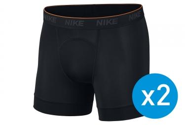 Lot de 2 Boxers Nike Training Noir