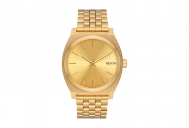Montre de Sport NIXON Time Teller Or