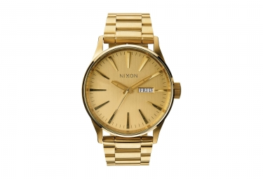 montre nixon sentry ss or