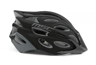 Casque VTT MSC XC Pro Noir Gris
