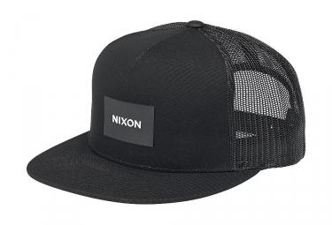 Casquette nixon team noir