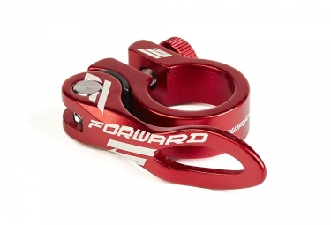 Collier de selle forward am rouge 25 4