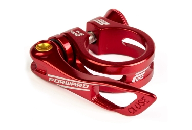 Collier de selle forward elite rouge 25 4