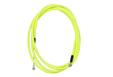 Kit cable gaine forward v brake jaune fluo