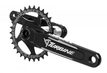 Pedalier raceface turbine cinch direct mount 30 dents noir 2018 170