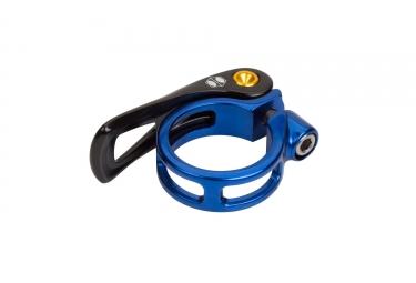 Collier de Selle à Serrage Rapide Box Helix Bleu