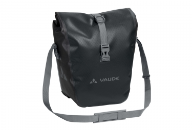 Vaude Aqua Front Pair of Trunk Bag Black