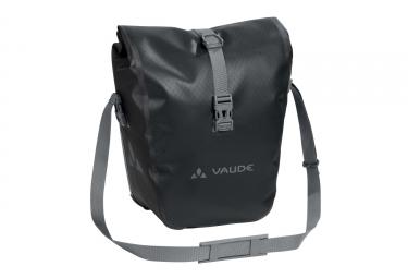 Bolsas delanteras Vaude Aqua Front Negro