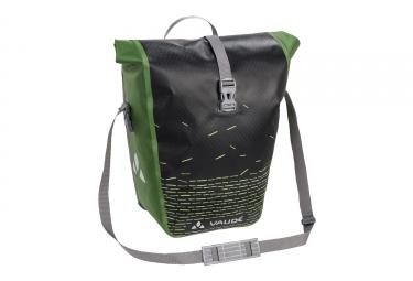 sacoche arriere vaude aqua back 24l noir vert