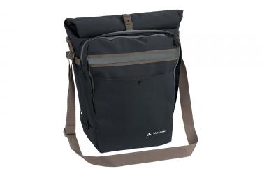 paire de sacoches arriere vaude excycling back noir
