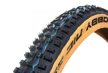 Pneu Schwalbe Nobby Nic 29'' Souple LiteSkin Evolution Addix SpeedGrip Noir Beige