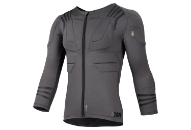 veste de protection ixs trigger upper gris xl