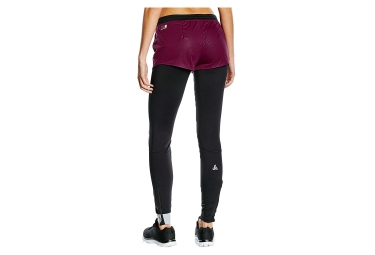 ODLO Collant LOGIC ZEROWEIGHT Noir Magenta