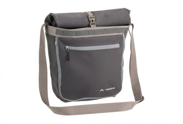 paire de sacoches vaude shopair back gris