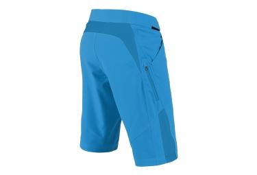 Short avec Peau Troy Lee Designs Ruckus Solid Bleu