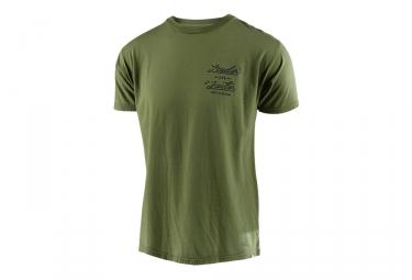t shirt troy lee designs nationals loden vert l