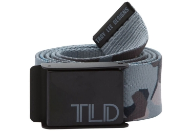 Ceinture Troy Lee Designs Fleet Noir Gris