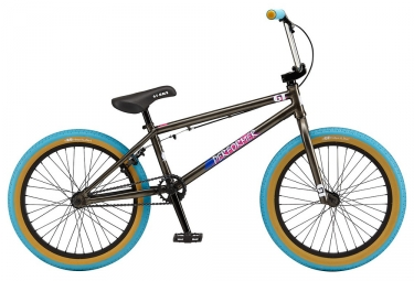 bmx freestyle gt performer 20 75 trans black 2018
