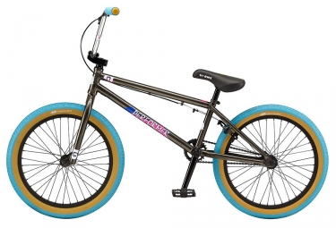 BMX Freestyle GT Performer 20.75´´ Trans Black 2018