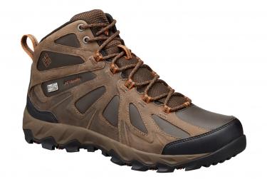 Columbia Shoes Hiking Peakfreak Mid Leather