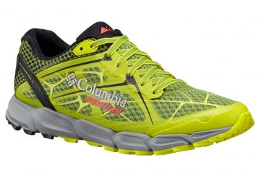 Zapatillas Columbia Caldorado para Hombre Amarillo