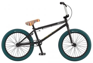 bmx freestyle gt performer 20 5 noir 2018