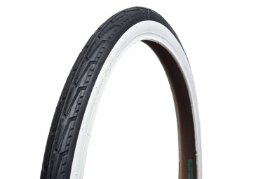 pneu michelin city junior 24 tringle rigide noir blanc 1 75