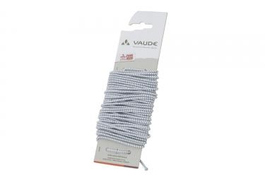 Corde Elastique Vaude 10 m Blanc