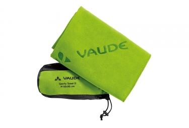 Serviette de voyage Vaude Towel II Vert