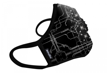 Masque Anti-pollution Vogmask Kion Noir