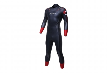 Zone3 Core Aspire Wetsuit Black Red