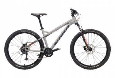 Vtt semi rigide kona shred 27 5 gris 2018 s 154 168 cm