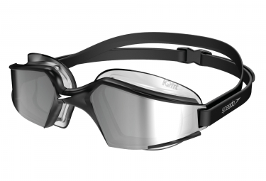Lunettes de natation speedo aquapulse max mirror 2 noir