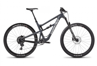 velo tout suspendu santa cruz hightower lt c carbone 29 sram nx 11v gris 2018 l 178