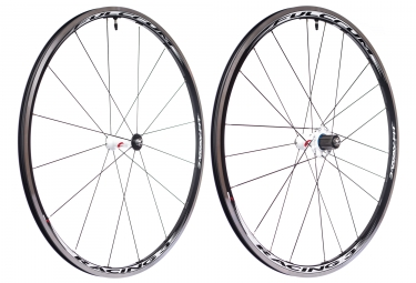 Paire de roues fulcrum racing 3 9x100 9x130mm corps shimano sram two way fit 2018
