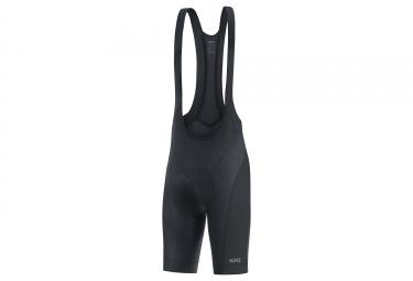 Gore Apparel Cycling C3 Bib Shorts+ Black