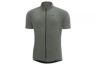 Maillot manches courtes gore wear c3 gris xxl