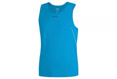 Debardeur gore wear r5 bleu l