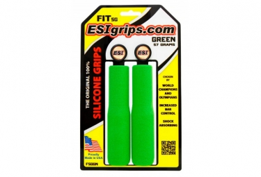 ESI Fit SG Grips - Green