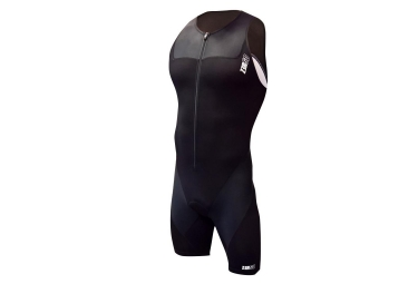Image of Combinaison trifonction z3rod start trisuit front zip noir m