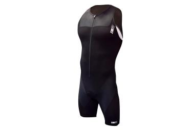 Z3rod Start Trisuit front zip Black
