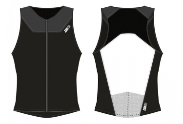Image of Maillot de triathlon z3rod start trisinglet noir m