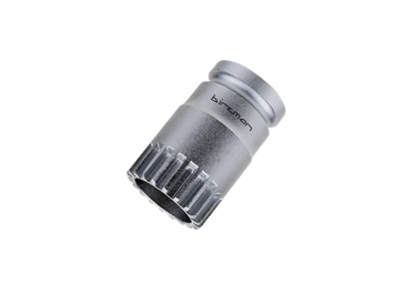 BIRZMAN Cartridge BB tool f. Shimano HG cassettes silver