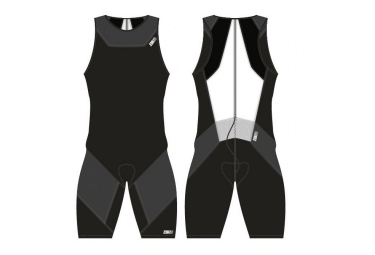 Combinaison Trifonction Z3rod Start Trisuit Noir