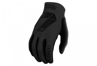 Seven Transition Gloves Black
