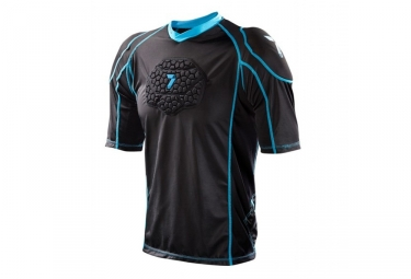 Seven Flex Protection Top Black Blue
