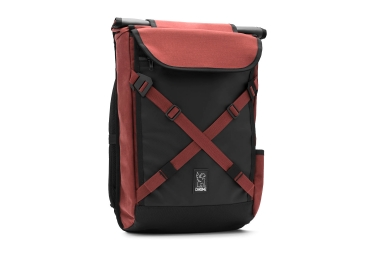 Sac a dos chrome bravo 2 0 rouge noir